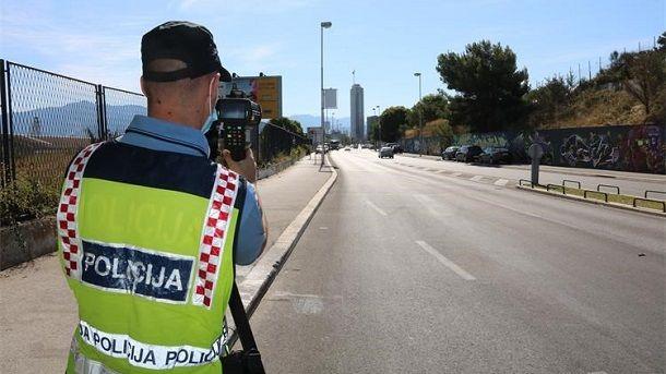 policija kontrola brzine
