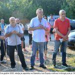 Ove godine slavlje je započelo na Radošiću kod Župića molitvom križnoga puta iz x
