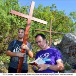 postaja Veronika pruža Isusu svoj rubac za otiranje znoja Pomoć puna smilovanja x