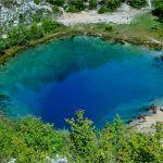 Izvor Cetine je hidrološki spomenik prirode poznat po svojoj iznimnoj dubini od m čuvajmo ga ka oči u glavi