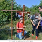 postaja Isus pada treći put pod križem Propast x