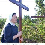 postaja Isusa pribijaju na križ Nepodnosiva patnja x