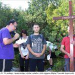 postaja Isusa skidaju s križa i polažu u krilo njegove Majke Trenutak tvoje smrti x
