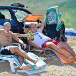 Nekima je slađe u debeloj ladovini povremeno se ure u Perućko jezero