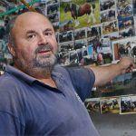 Dragan Jagnjić Dado iz sela Brnaza daleko najveći ljubitelj konja u Cetinskom kraju