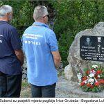 Suborci su posjetili mjesto pogibije Ivice Grubača i Bogoslava Lukića x