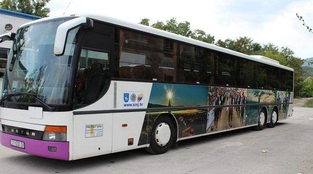 autobus sinj