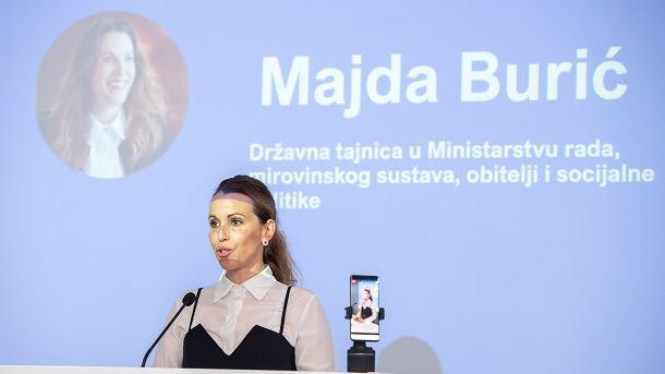 Državna tajnica Majda Burić