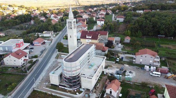 Krov crkva Brnaze