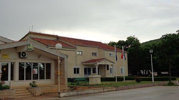 Općina dicmo zgrada