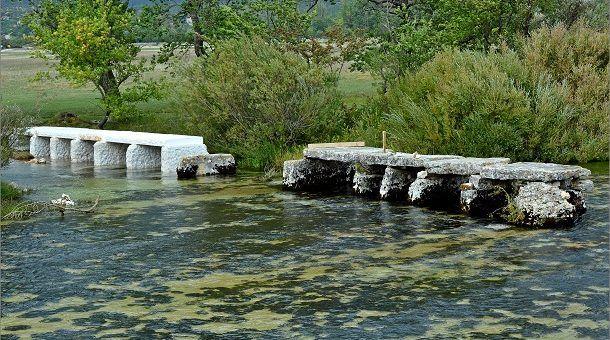 pločasti most