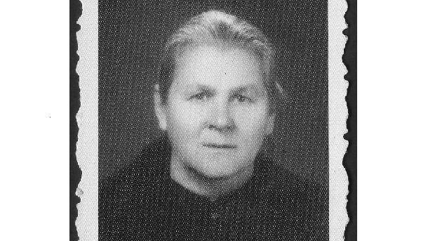 Josipova majka Marija Kuletin