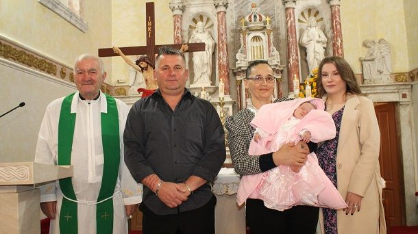 krstenje bacelj