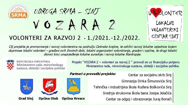 SRMA VOZARA LETAK face page