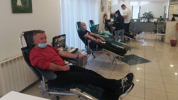 darivanje krvi trilj