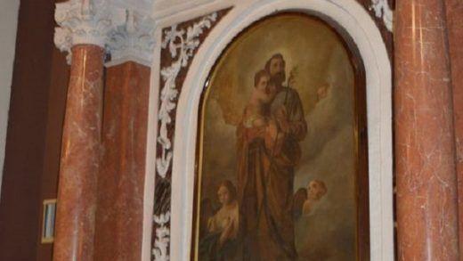 oltar sv josip
