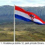 Hrvatska je dobila park prirode Dinaru x