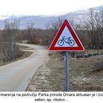 Osim planinarenja na području Parka prirode Dinara aktualan je i biciklizam kanu safari sp ribolov x