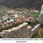 Za Dinaru Park prirode u Hrvatskoj lome se politička koplja Točnije za sjedište samoga parka x