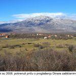 Kijevljani su pokrenuli priču o proglašenju Dinare zaštićenim područjem x