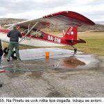Na Piketu se uvik ništa lipa događa lickaju se avioni x