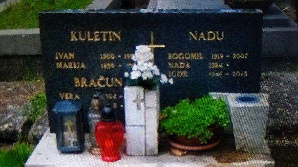 grobnica kuletin