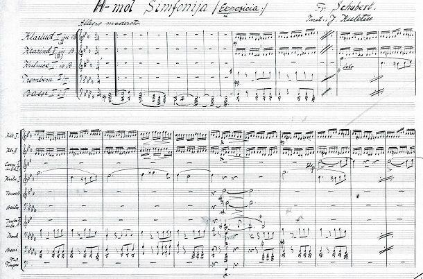 h mol simfonija