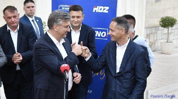 HDZ kampanja