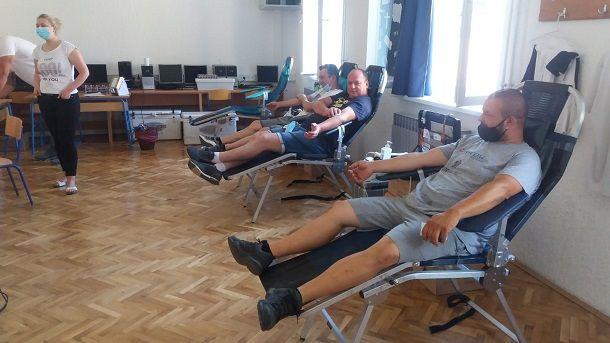 darivanje krvi grab