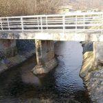 jedini most sa srednjim stupom na gorucici na rudusi