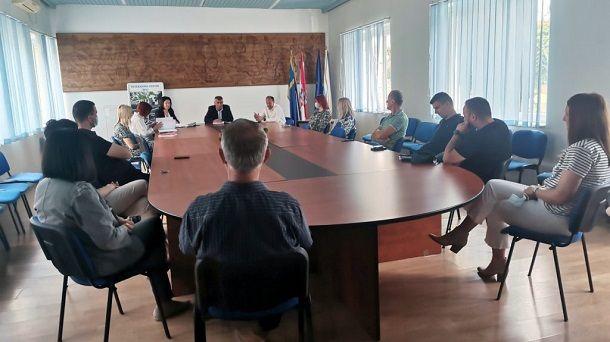 sastanak gradonacelnik