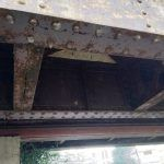 zeljeznicki most gorucica