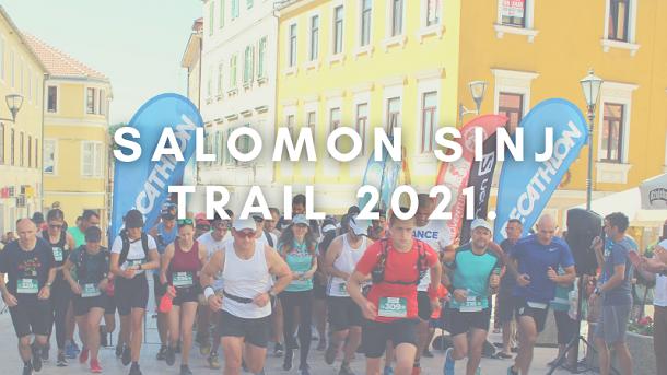 Naslovna Salomon Sinj Trail