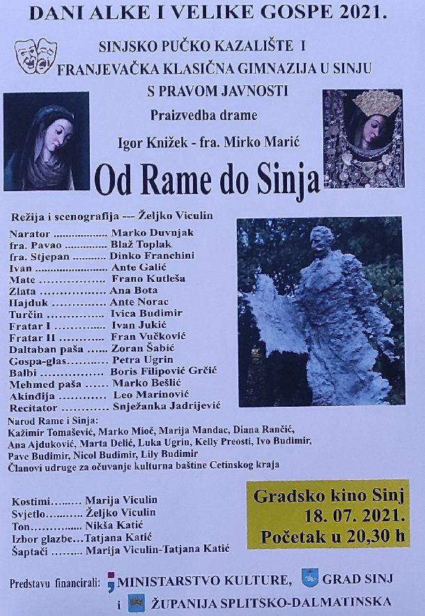 OD RAME DO SINJA