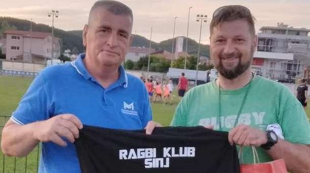 Ragbi klub Sinj Miro Bulj