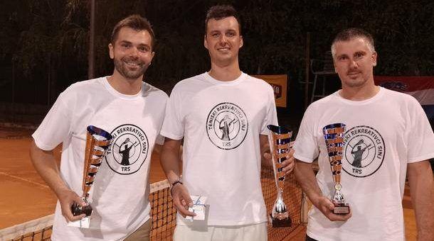 Tenis Sinj Paut Vuko Krivić