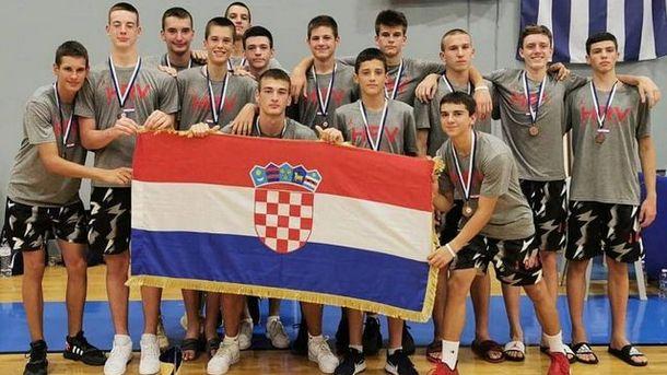 Toni Tadić reprezentacija Hrvatske