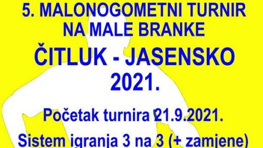itluk Jasensko turnir